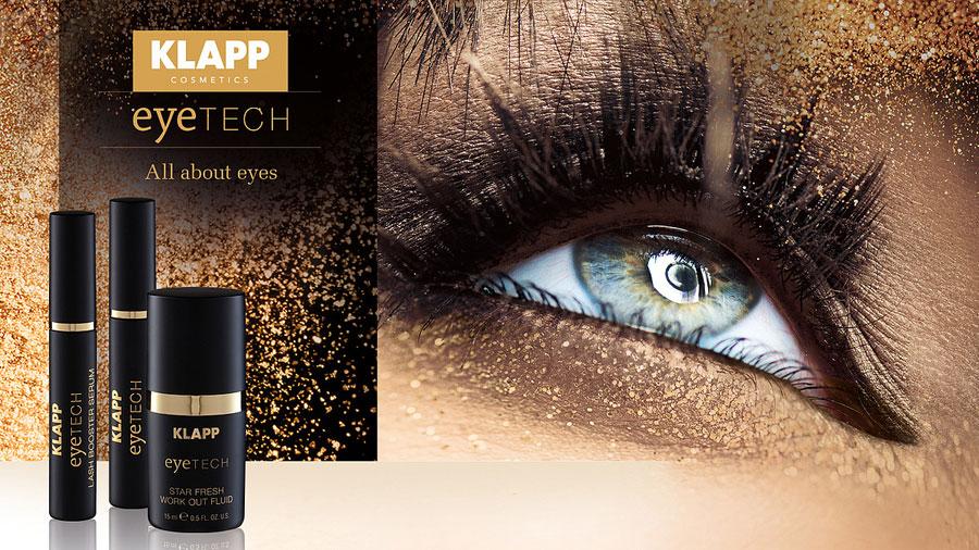 Klapp eyeTECH – wszystko dla oczu
